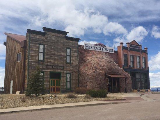 Cripple Creek Heritage and Information Center : photo1.jpg