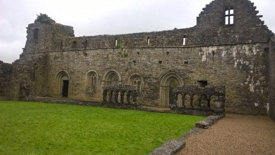 Cong, Irland: Il chiostro