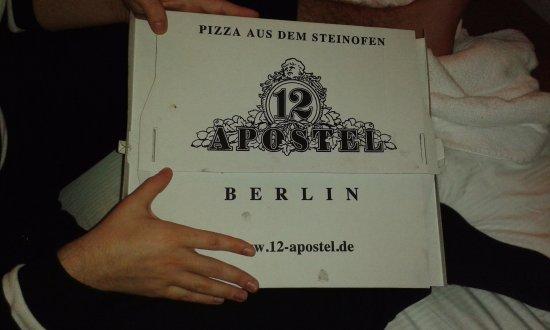Die Zwölf Apostel: Πίτσα πακέτο !
