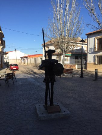 Plaza mayor, Tembleque