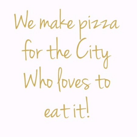 Sherwood Park, Canada: We make pizza for the city who lives to eat it!