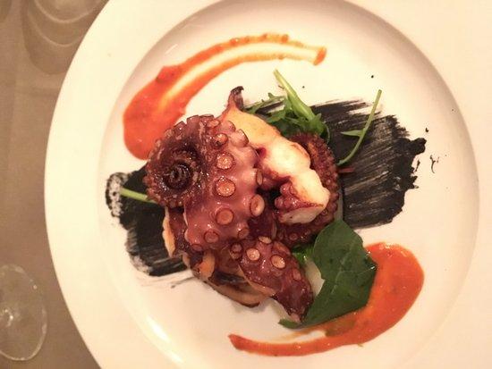 Osteria Alla Frasca : Polpo delicioso