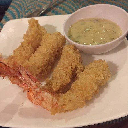 Genevieve's Restaurant: prawn was good too