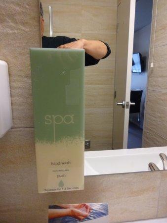 Epsom, Nueva Zelanda: soap