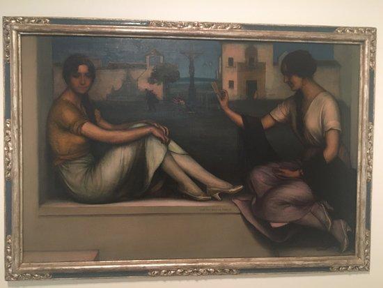 Museo Carmen Thyssen Malaga: Obras