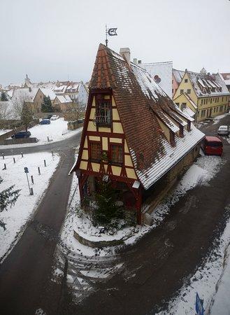 Gerlachschmiede: la casa
