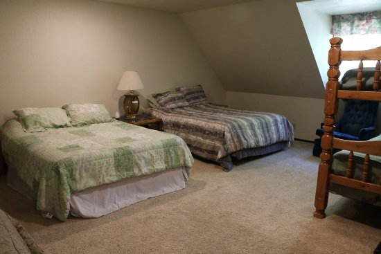 Preston, ID: Lodge Bedroom #4 (upper level)