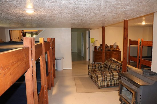 Preston, ID: Lodge Bunk Room (lower level)