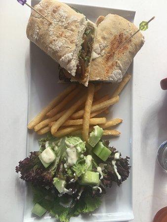 Grecia, Costa Rica: Vegan Sandwich
