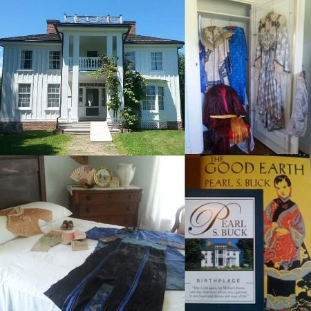 Hillsboro, WV: Pearl S. Buck Birthplace