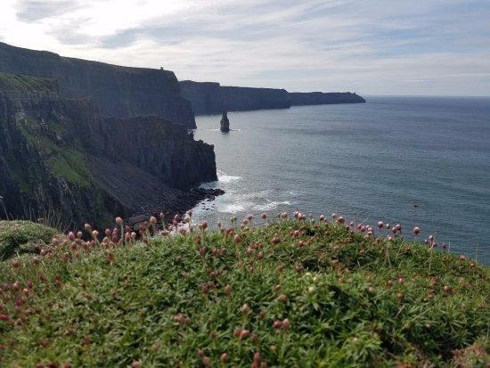 Doolin Cliff Walk: fantastic views