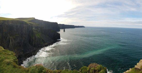 Doolin Cliff Walk: love the views