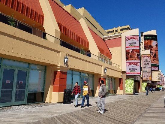 Tropicana Atlantic City | Boardwalk Atlantic City, NJ | () Tropicana Atlantic City is a casino & resort combining a luxury Atlantic City hotel, casino, and spa located on Brighton Avenue and the Boardwalk.