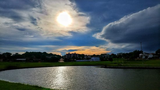 Palotina: Pôr do Sol maravilhoso!!