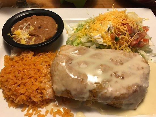 Hilliard, OH: Crazy Burrito Mexican Restaurant