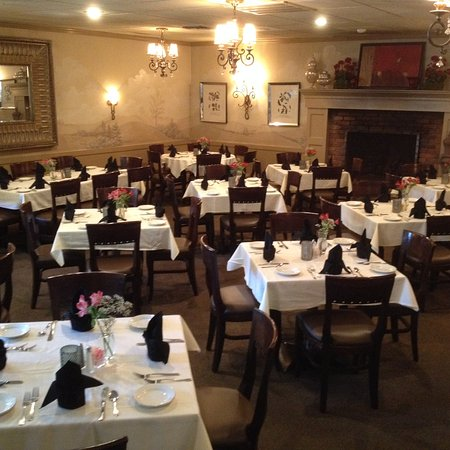 Downingtown, PA: Main dining area