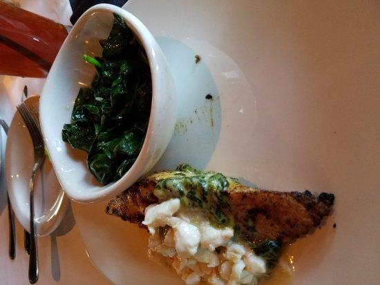 Bonefish Grill: Everything was amazing!