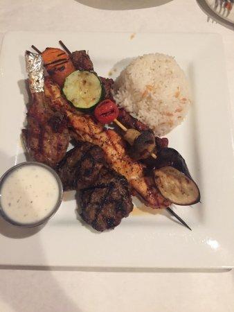Anatolia nashville menu prices restaurant reviews for Anatolia mediterranean cuisine menu