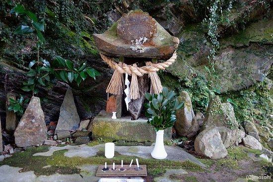 Nagomi-machi, Ιαπωνία: 命の神様