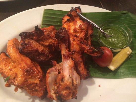Dhaba India: tendori chicken