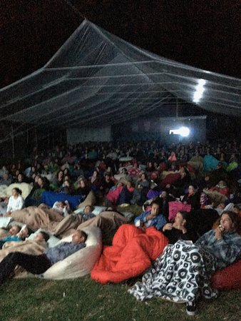 Tidal River Open-Air Cinema