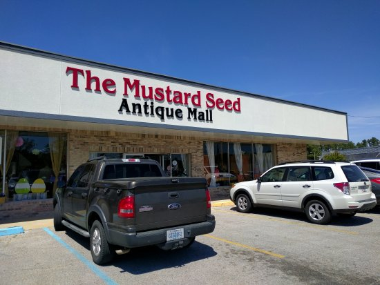‪The Mustard Seed Flea Market‬