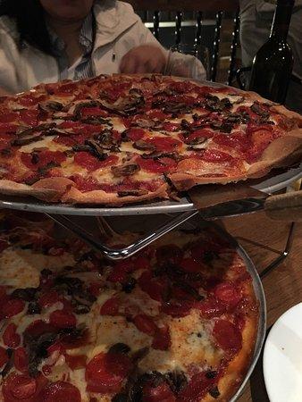 Saturday Night Visit Picture Of Pizza Man Wauwatosa Tripadvisor