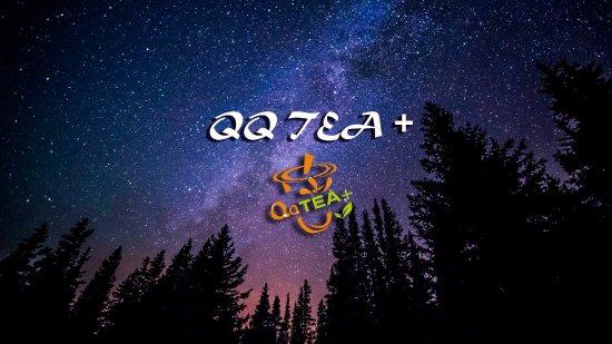 Qq Tea Plus Logo Picture Of Qq Tea Plus Las Vegas Tripadvisor