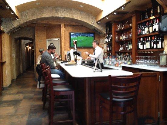 Bar Area Picture Of Zero Otto Nove Bronx Tripadvisor