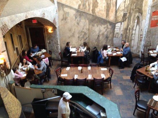 Dining Hall Picture Of Zero Otto Nove Bronx Tripadvisor