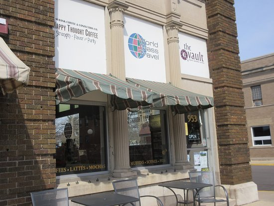 Chillicothe, IL: Happy Thought Coffee Shop