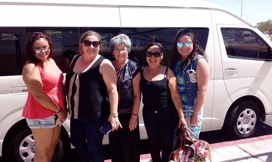 VIP Transportation Los Cabos: They also want to enjoy the Cabos. Our Guatemalan Friends