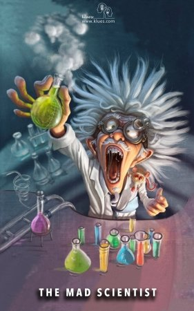 Stroudsburg, PA: Mad Scientist Room  - Can you find the antidote in time?