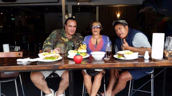 Jimmy Jack's Rib Shack: Awesome Food & Service !!! Happy Birthday James!! Kapai !!