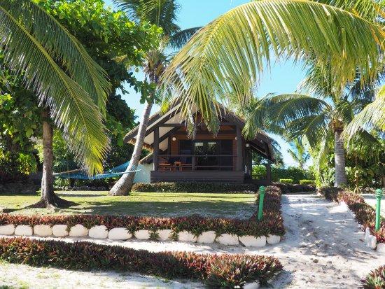 Yasawa Islands, Fiyi: Our bure