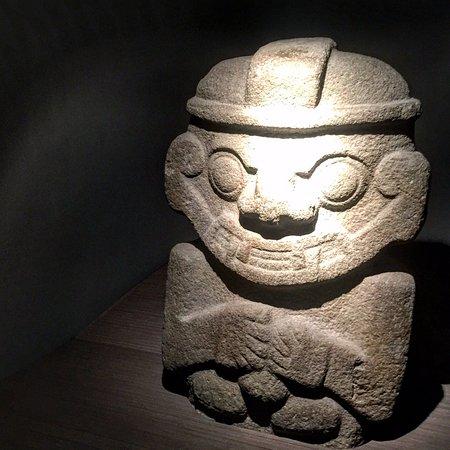 Resultado de imagen para el hombre jaguar museo del oro