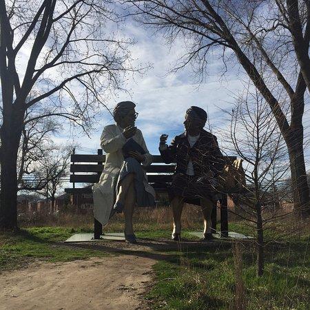 Χάμιλτον, Νιού Τζέρσεϊ: Grounds For Sculpture