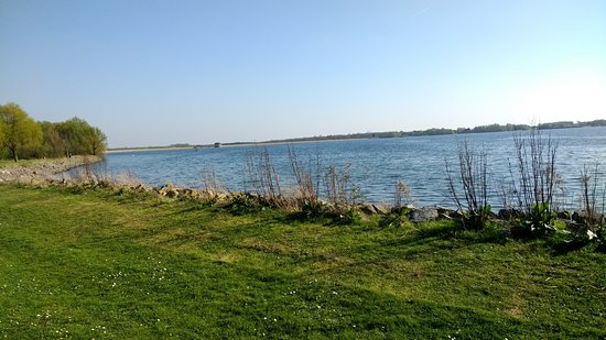 Huntingdon, UK: Around Grafham water