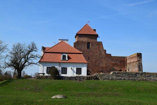 Castle in Liw