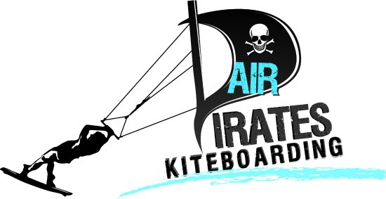 Clatskanie, Oregón: Air Pirates Kiteboarding Company Logo