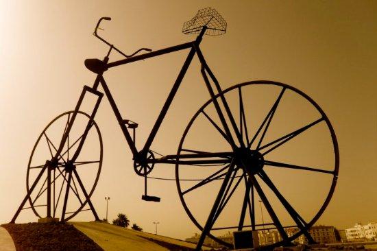 Bicycle Square (Midan Addarajah): دوار الدراجة بمدينة جدة