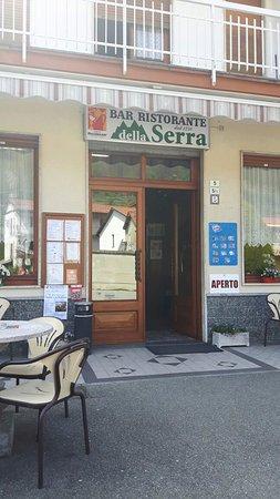 Magnano, Italien: Ingresso