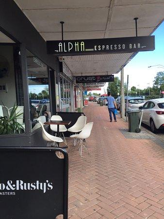 Alpha Espresso Bar