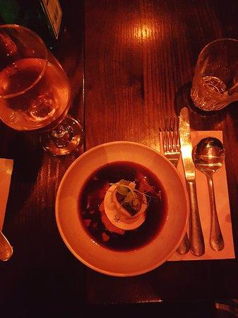 Emporium Eatery & Bar : Mushroom Ravioli - Simply Stunning