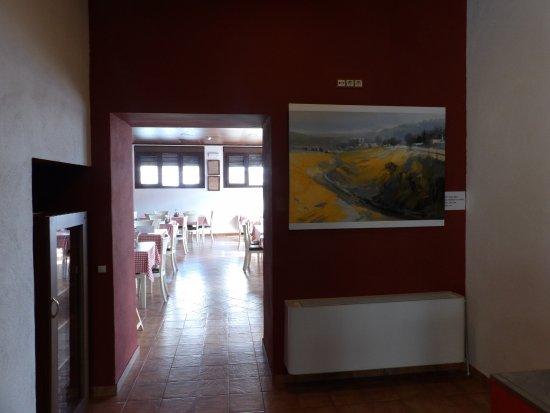 Alcaudete, Spanien: Salones de cafeteria
