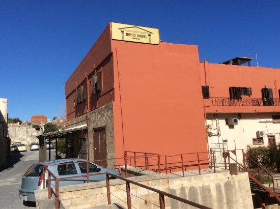 Domus rodos hotel mesto rodos recenzie a porovnanie for Domus henrici boutique hotel tripadvisor