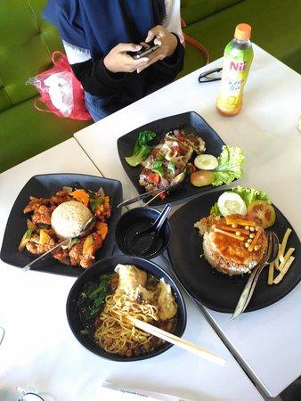 Airline Noodles Cafe Surabaya Ulasan Restoran Tripadvisor