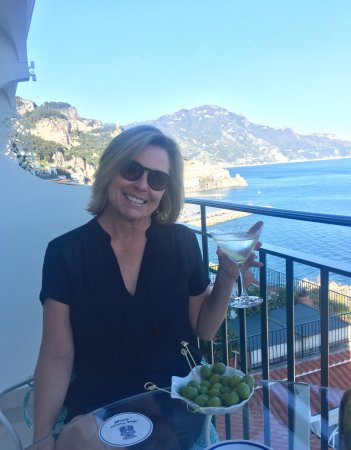 Santa Caterina Hotel: Nothing but WOW wherever you are here!!!