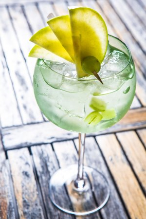 Gin tonic - Picture of Royal Beach Gastrosenses, Playa de Muro ...