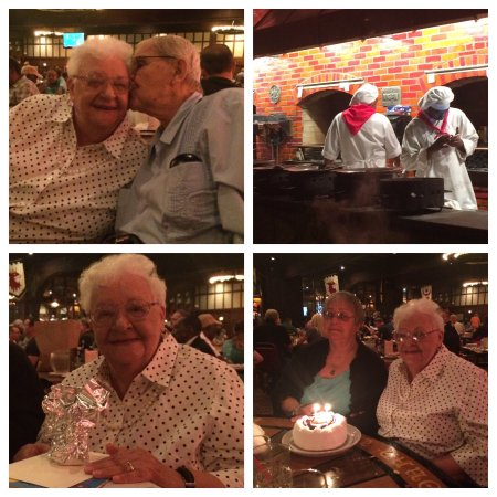 Pennsauken, NJ: My grandmothers 80 th Birthday